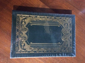 Kidnapped  by  R.L. Stevenson   Easton Press  (Leather Bound) (SEALED MINT)
