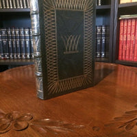 Leaves of Grass by Walt Whitman Easton Press (Leather Bound) (SEALED MINT)