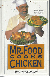 Mr. Food Cooks Chicken  by Art Ginsburg  Hardcover (1993)