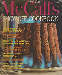 McCall's Show-Off  Cookbook 1965