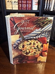 The Best of Gourmet  1990 Edition (HARDCOVER)