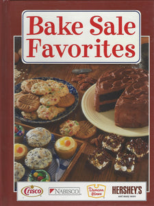 Bake Sale Favorites by Publications International Hardcover  (1997)