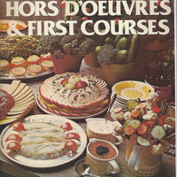 Wonderful Ways to Prepare Hors D'Oeuvres & First Courses    Softcover (1978)