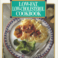 Betty Crocker's Easy Low-Fat, Low-Cholesterol Cookbook 1991 1st Edition