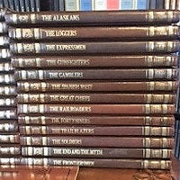 Time-Life : The Old West COMPLETE 27 Book Set
