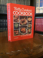 Betty Crocker's Cook Book New and Revised Edition 1981 (Spiral)