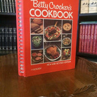 Betty Crocker's Cook Book New and Revised Edition 1978 (Spiral)