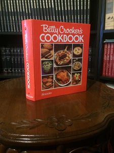 Betty Crocker's Cook Book New and Revised Edition (1985) 13th Printing