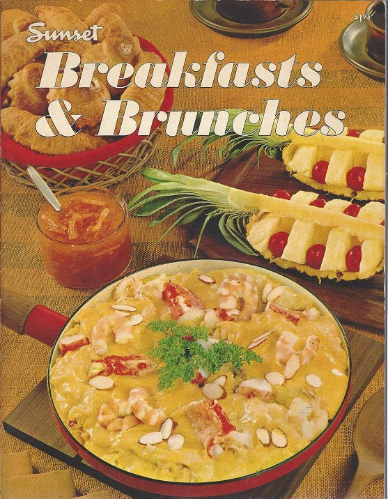 Breakfasts and Brunches 1970 Sunset (Paperback)