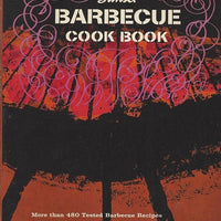 Barbeque Cookbook 1962 Sunset (Paperback)