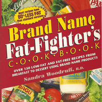 Brand Name Fat-Fighters Cookbook Softcover (1995)