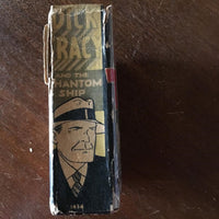 DICK TRACY and the Phantom Ship (1940) Better Little Book (Whitman)