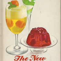 The New Joys of Jell-o Recipe Book (Hardcover) 1975