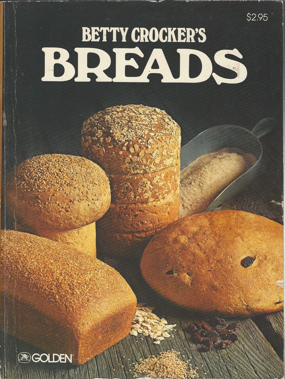 Betty Crocker's BREADS 1979 4th Printing  (SOFTCOVER)