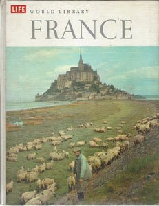 TIME LIFE: World Library; France by Brogan (1960)