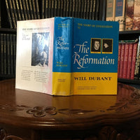 The Story of Civilization VI The Reformation-13th Printing 1957