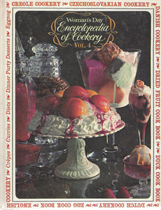 Woman's Day Encyclopedia of Cookery Volume 4  (Cre-Fin)  Hardcover