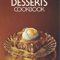 Betty Crocker's Desserts Cookbook   Softcover (1978)
