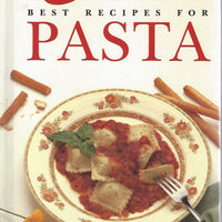 Betty Crocker's Best Recipes for Pasta ( The Red Spoon Collection)  Hardcover (1990)