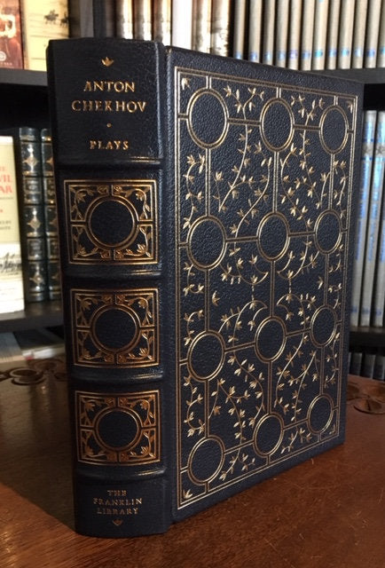 Eight Plays  by Anton Chekhov   Leather Bound (NEAR MINT)