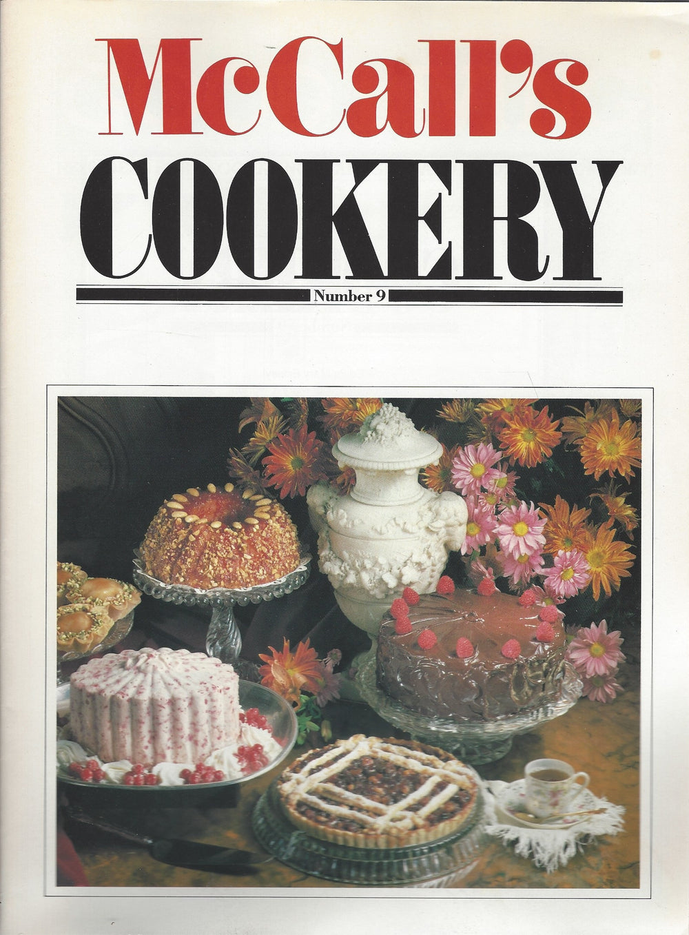 McCall's Cookery No. 9 (1984)