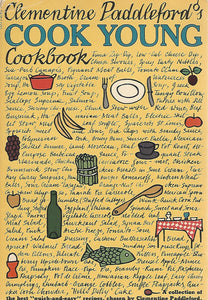 Clementine Paddleford's Cook Young Cookbook  (Softcover)  1966