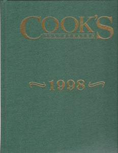 Cook's Illustrated 1998