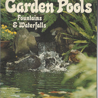 SUNSET-Garden Pools-Fountains & Waterfalls (Softcover) (1975)