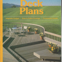 SUNSET-Deck Designs-Drawings-Details (Softcover) (1991)