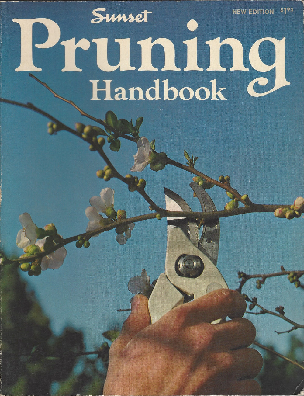SUNSET-Pruning Handbook (Softcover) (1973)