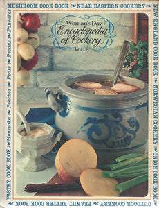 Woman's Day Encyclopedia of Cookery Volume 8  (Moi-Pec)  Hardcover