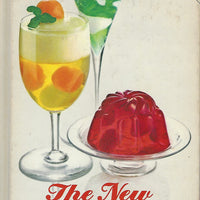 The New Joys of Jell-o Recipe Book (Hardcover) 1974