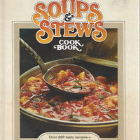 Better Homes and Gardens: Soups & Stews Cook Book (Hardcover)
