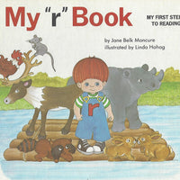 "My ""r"" Book (My First Steps To Reading)  By Jane Belk Moncure (Hardcover) 1991"