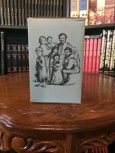 The Little House Books by Laura Ingalls Wilder 9 Book BOX SET (1971)( 1st Harper Edition)