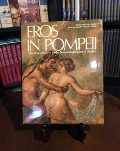 Eros in Pompeii by Micheal Grant  (Hardcover) 1982