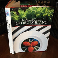 The Natural Cuisine of Georges Blanc  ( Hardcover)  1987