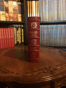Shelby Foote's The Civil War-A Narrative ***VOLUME 3*** (Leather Bound) Easton Press