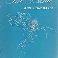 The Bride and Homemaker of Detroit  Edited by Lois Lorraine Neuger   (Softcover)  1952