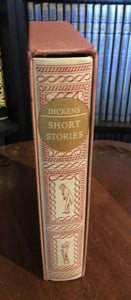 HERITAGE PRESS: Short Stories  by Charles Dickens (Hardcover) 1971
