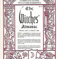 The Witches Almanac (Spring 2005-Spring 2006)  Softcover