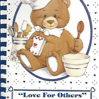 Love For Others  Cookbook from Our Shepherd Lutheran Church  (Spiral) 1997
