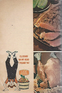 Vintage Farmer Jack (GROCERY STORE) Meat Guide (Softcover Booklet) 1968 (RARE)