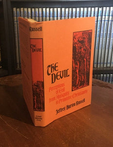The Devil By Jeffrey Burton Russell  (1977)  Hardcover