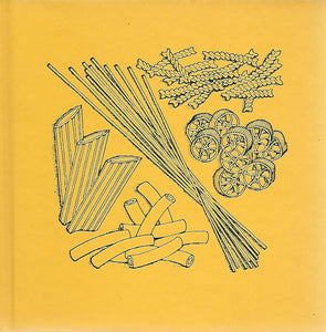PASTA! By Evelyn Gendel (Hardcover)  1966