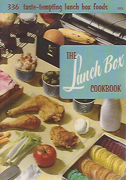 Culinary Arts Institiute:  The Lunchbox Cookbook   (Softcover) 1955