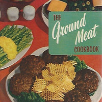 Culinary Arts Institiute:  Ground Meat  Cookbook   (Softcover) 1955