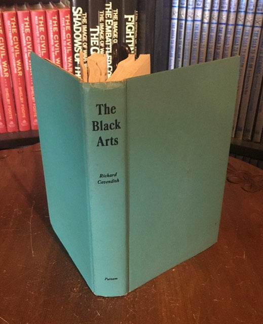 The Black Arts by Richard Cavendish   (1967)  Hardcover