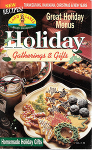 Land O Lakes Holiday Gatherings and Gifts Volume 2  #9  (Softcover Pamphlet) 1993