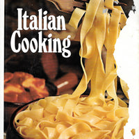 Italian Cooking  From Round the World Books (Hardcover) 1973